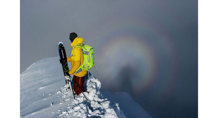 Your Heart and Brain Are Working Against You in Avalanche Terrain. Photo: Bruno Long