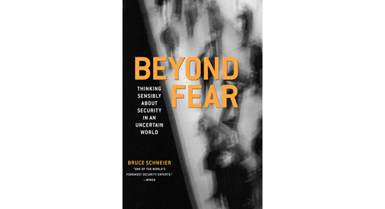 Cover: Beyond Fear