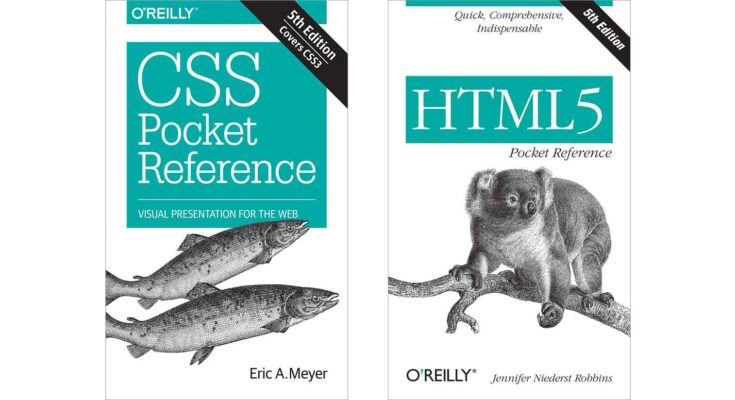 CSS & HTML Pocket Guides