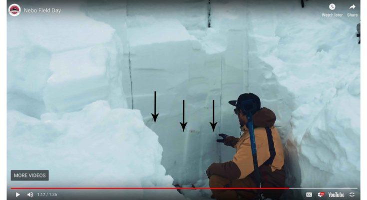 Mt. Nebo Field Study – March 5, 2019.