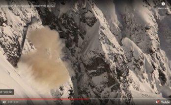 TAS & Wyssen Avalanche Hazard Prevention Systems