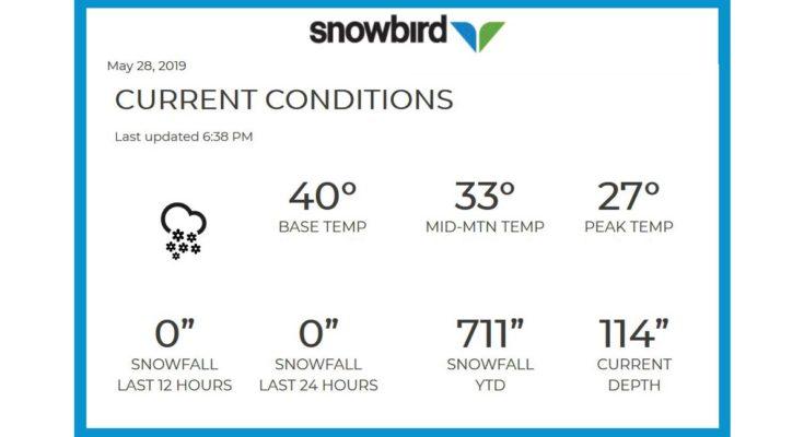2018-19 Snow Season at Mid-Gad