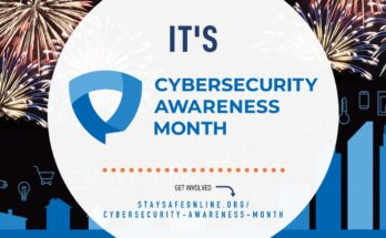 It's CyberSecurity Awareness Month