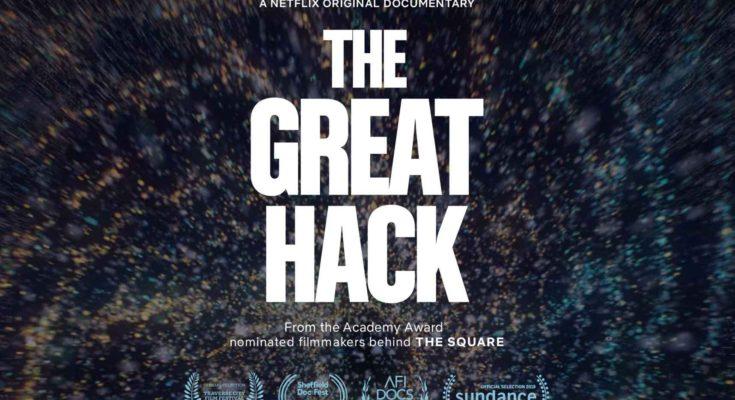 The Great Hack - Website