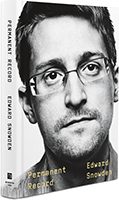 Book Cover- Permanent Record