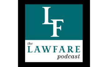 The Lawfare Podcast Logo