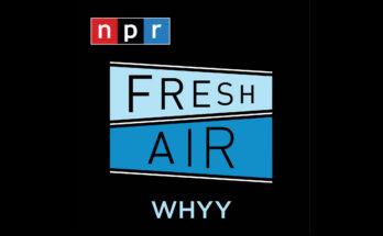 National Public Radio - Fresh Air - Logo