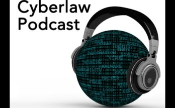 CyberLaw Podcast Logo