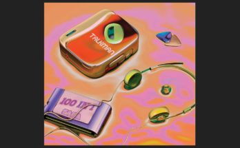 illustration of headphones a CD Player and a game console - Illustration: Vasya Kolotusha