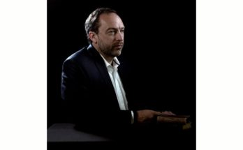 Jimmy Wales - Photo: Christopher Morris/VII