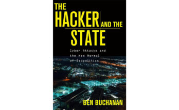 Book cover - The Hacker and the State