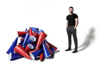 Chris Evans - Photograph: Art Streiber