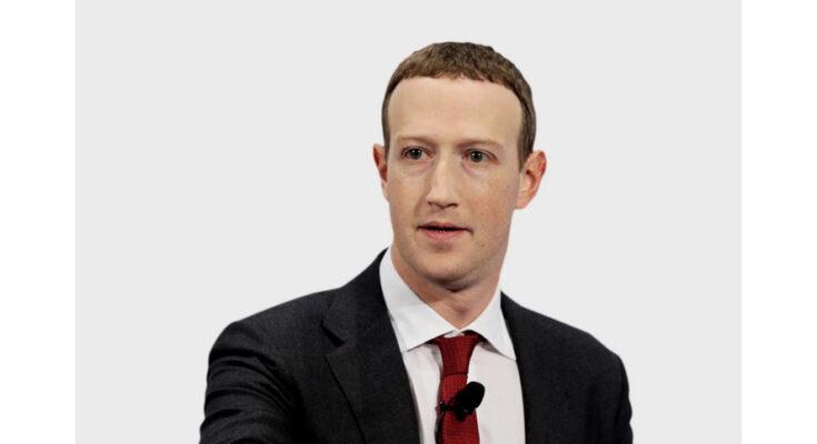 Mark Zuckerberg - Photograph: Abdulhamid Hosbas/Getty Images
