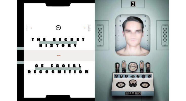 man's blurred face in a machine - Photograph: Dan Winters