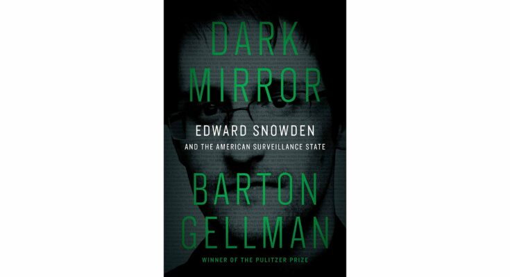 Book Cover - Dark Mirror by Barton Gellman