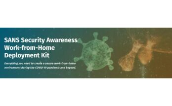 SANS Security Awareness Work-from-Home Deployment Kit