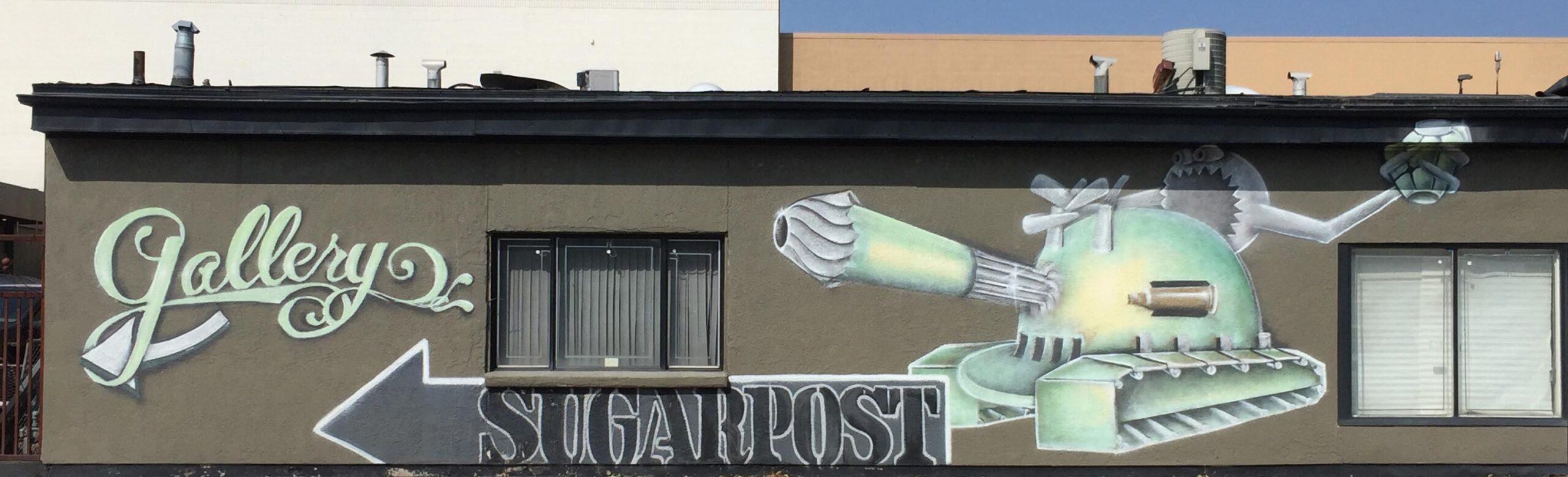 Sugarpost gallery