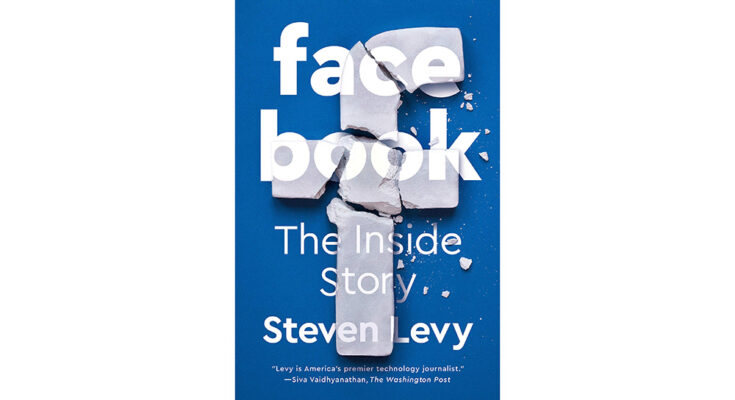 Cover: Facebook: The Inside Story by Steven Levy