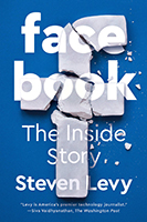 Book Cover - Facebook: The Inside Story by Steven Levy