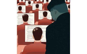 Hackers - Illustration by Anuj Shrestha