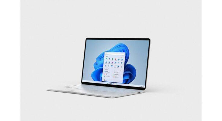 laptop - Courtesy of Microsoft