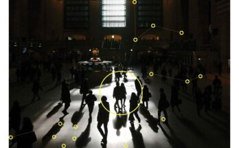 people walking in Grand Central Terminal - Photograph: Timothy A. Clary/AFP/Getty Images
