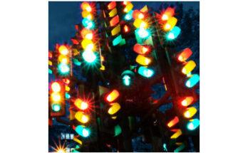 complex traffic signals - Credit: Palm Jumeirah Guides