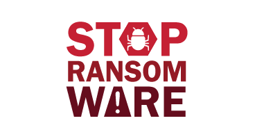 Logo - CISA Stop Ransomeware
