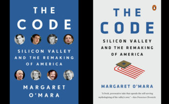 Book Covers - The Code: Silicon Valley and the Remaking of America