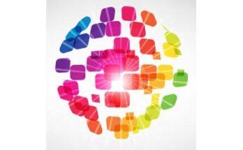 burst of colored squares, illustration - Credit: Qushe / Shutterstock