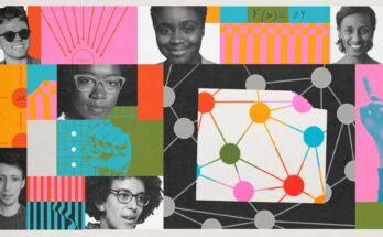 Pictured in top row from left: Raphael Gontijo Lopes, Deborah Raji, Rediet Abebe. Second row: Joy Buolamwini. Third row from left: William Agnew, Timnit Gebru. - Ricardo Santos